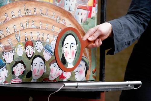 Puppenparade Ortenau, Lahr, Offenburg, Theater Aboudbras, Figurentheater ABOUDBRAS, Jessica Blanc, Märcehnerzählung, Puppentheater, Marionnetten, Deutsch-französiches Theater