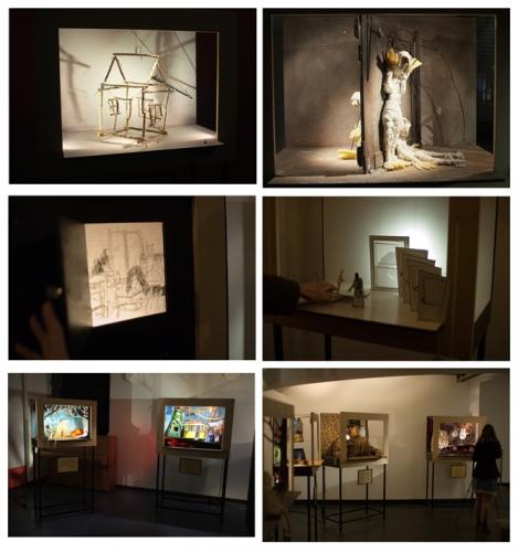 Puppenspielkunst in Lothringen, Figurentheater Lothringen, Theater ABOUDBRAS, TGP Frouard, Theater für Puppenspielkunst in Lothringen, Marilor, Gemeinschaft für Puppenspielkunst